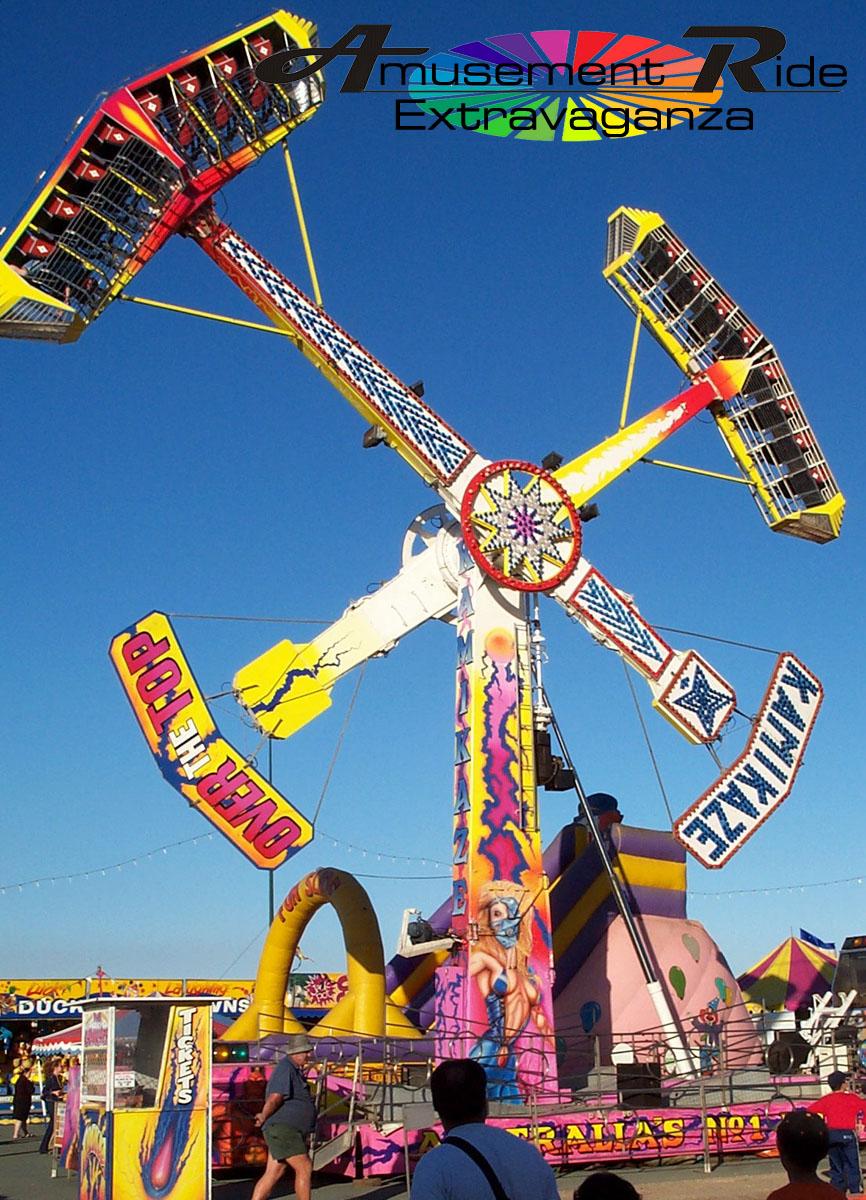 Kamikaze Amusement Ride Extravaganza
