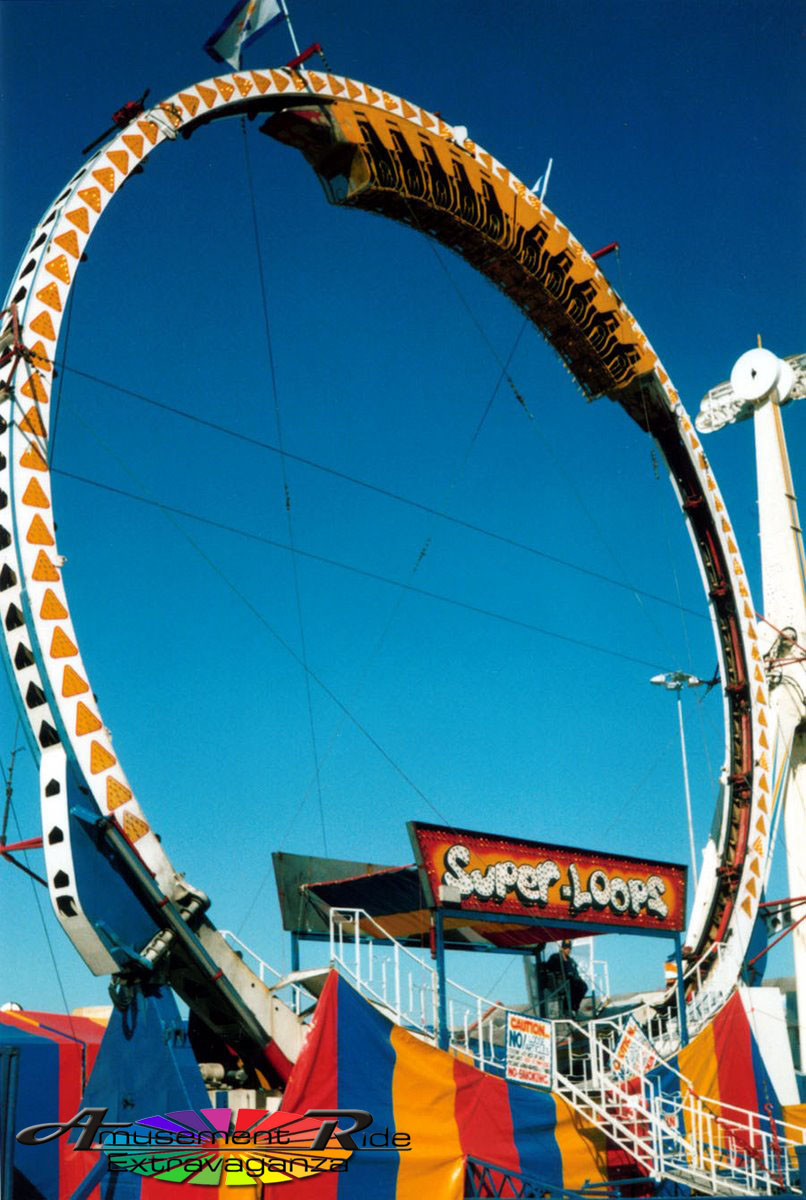 Ring Of Fire Ride Accidents