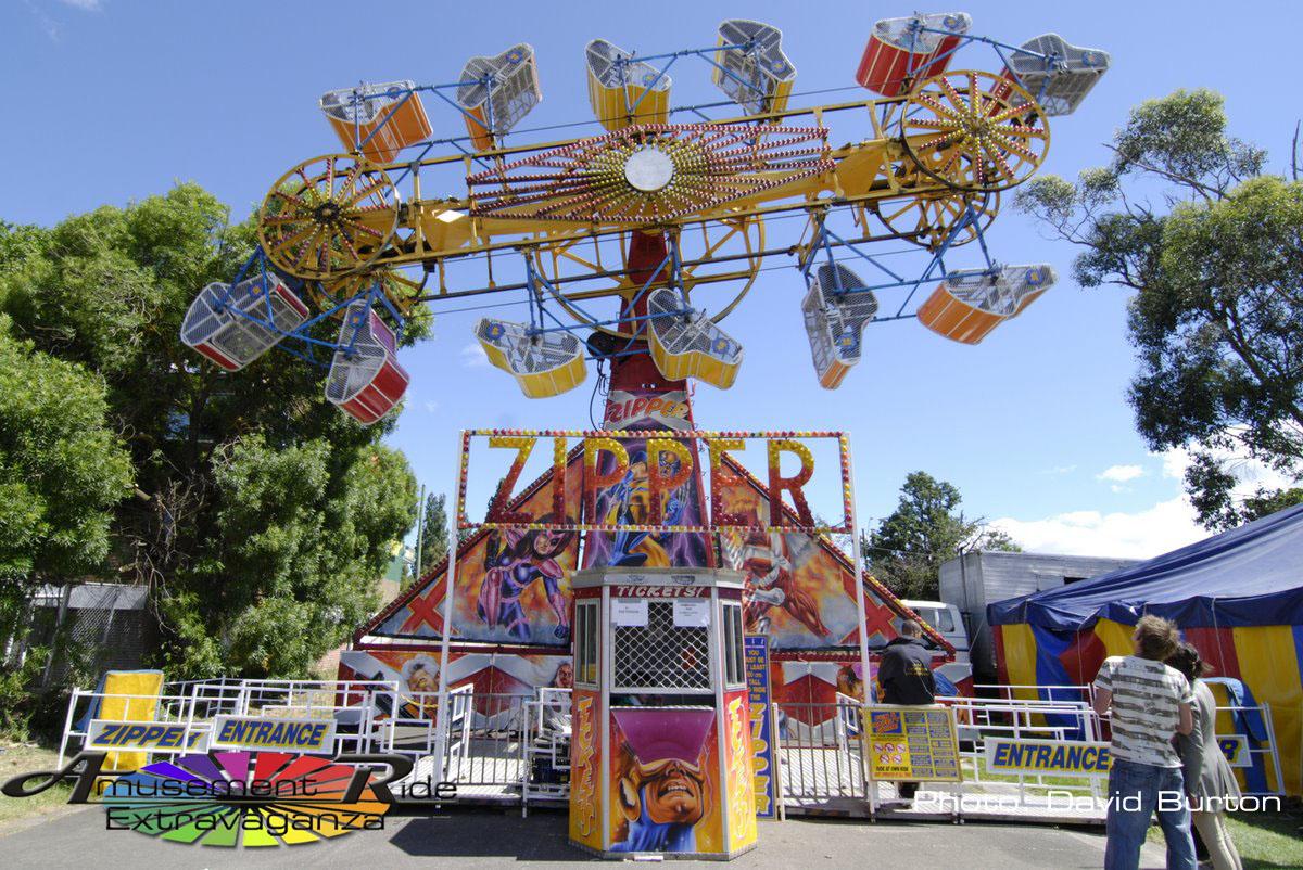 zipper u2013 amusement ride extravaganza