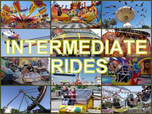 Intermediate rides